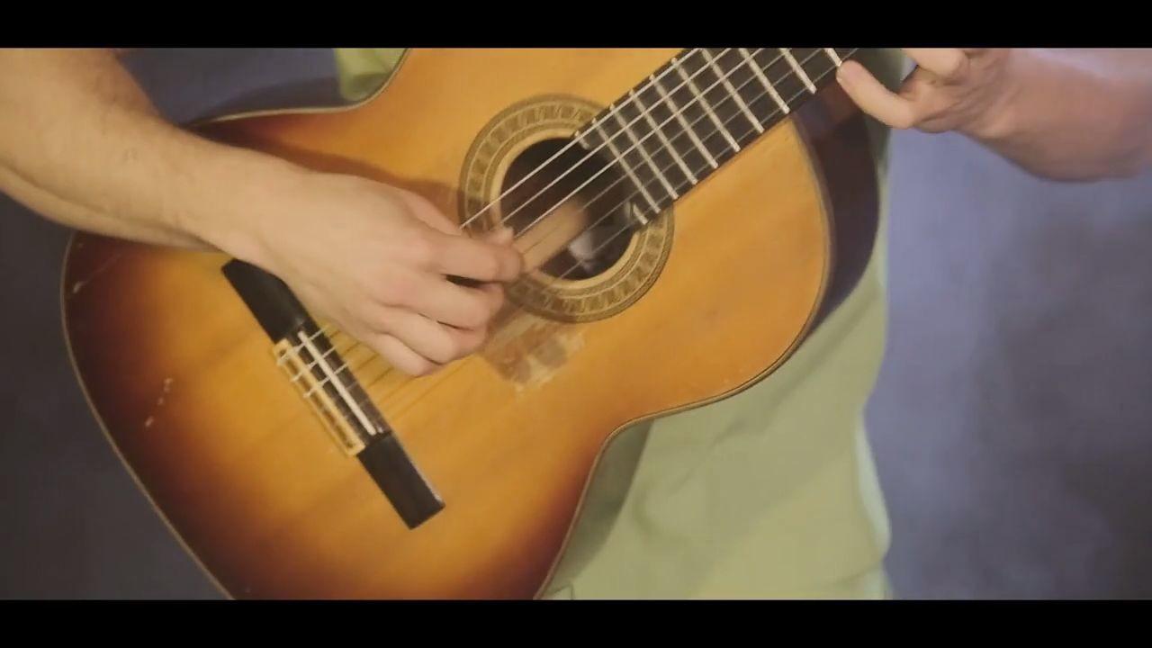 Евгений Солодянкин. Испанская гитара